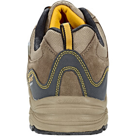Hi-Tec Alto II Low WP Shoes Men smokey brown/taupe/gold